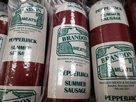 Pepper Jack Summer Sausage